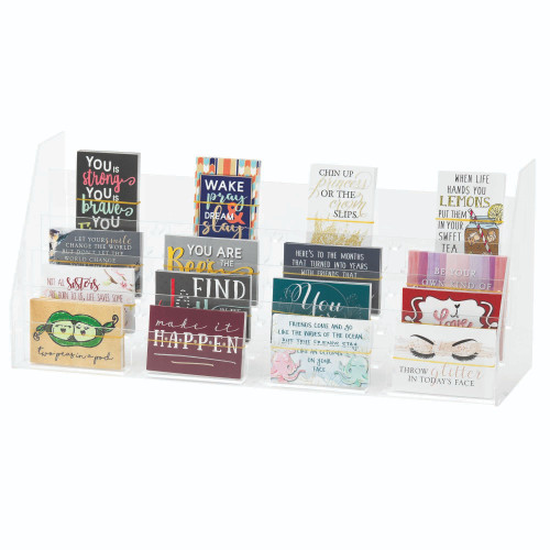 "Club Pack of 24 of 16 Designs Itty Bitty Blessings Cards 3"" - IMAGE 1"