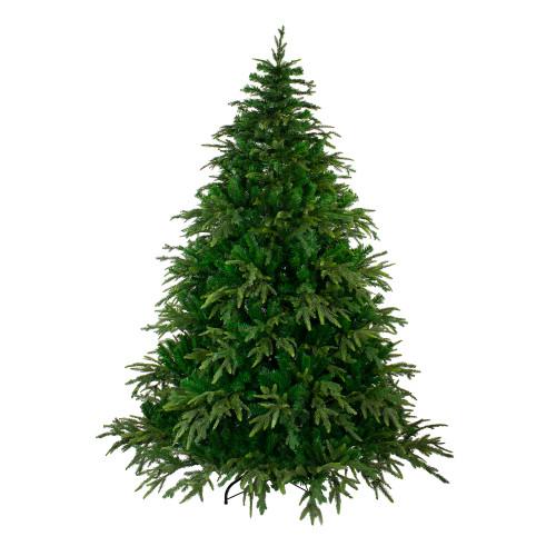 6.5' Green Roosevelt Fir Artificial Christmas Tree - Unlit - IMAGE 1