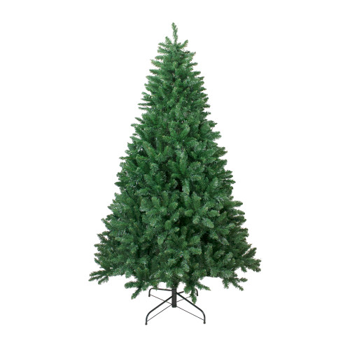 7.5' Twin Lakes Fir Artificial Christmas Tree - Unlit - IMAGE 1
