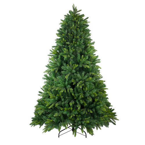 7.5' Gunnison Pine Artificial Christmas Tree - Unlit - IMAGE 1