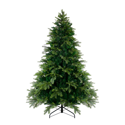 7.5' Woodcrest Pine Artificial Christmas Tree - Unlit - IMAGE 1