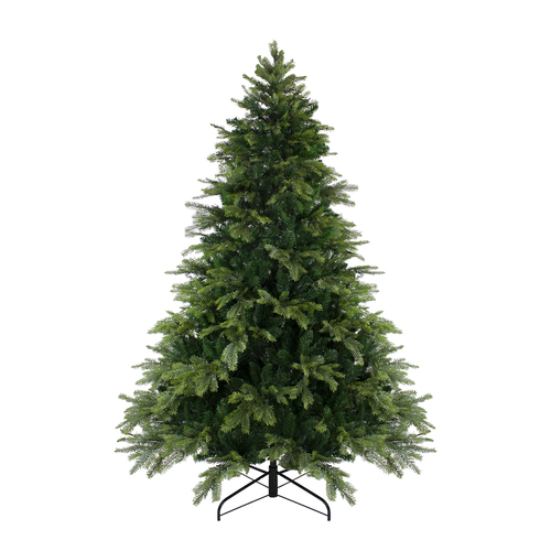 7.5' Woodcrest Pine Artificial Christmas Tree - Unlit - IMAGE 1