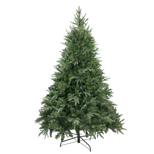 7.5' Medium Silverthorne Fir Artificial Christmas Tree - Unlit - IMAGE 1