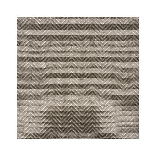 6' x 9' Beige and Ivory Clifton Geometric Broadloom Rectangular Area Rug - IMAGE 1