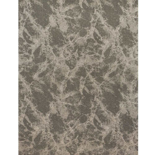 12' x 12' Venato Gray and Ivory Woven Square Polypropylene Area Rug - IMAGE 1