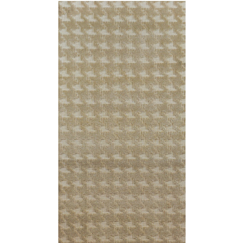6' Exalted Beige Ultra-Soft Pile Round Area Rug - IMAGE 1