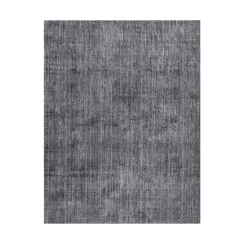 3' x 20' Jacksonville Gray and Ivory Broadloom Rectangular Wool Blend Rug Runner - IMAGE 1