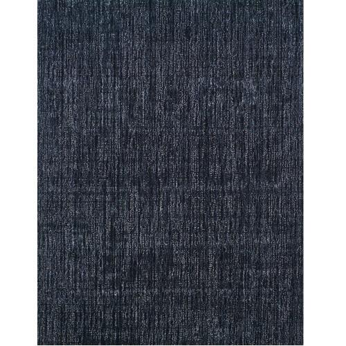 13' x 15' Blue and Ivory Broadloom Rectangular Area Rugs - IMAGE 1