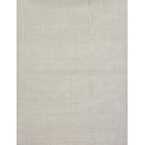 12' x 15' Sarasota Green and Ivory Ultra-Soft Pile Rectangular Wool Blend Area Rug - IMAGE 1