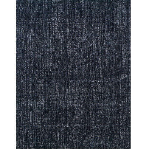 10' x 10' Blue and Ivory Broadloom Square Area Rugs - IMAGE 1