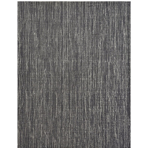 13' x 15' Gray and Ivory Rectangular Wool Area Throw Rug - IMAGE 1