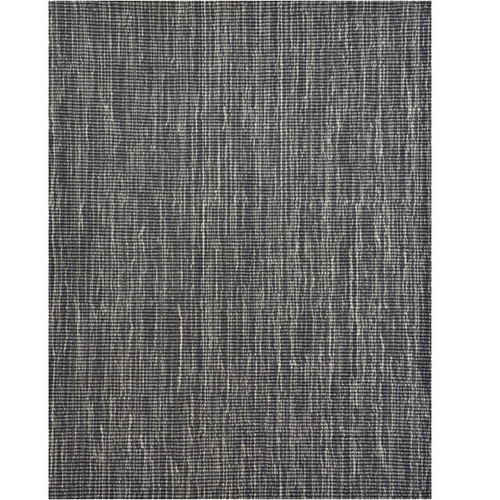 3' x 10' Gray and Ivory Area Rug - IMAGE 1
