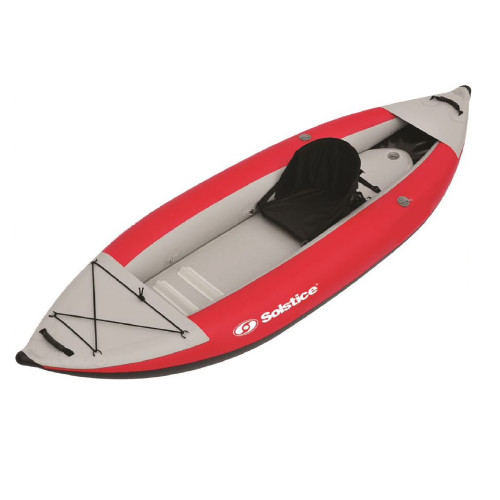 Inflatable Whitewater Kayak Flare, 114-Inch - IMAGE 1