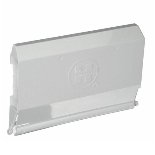 "7.75"" White Hayward Door Weir Flap Replacement - IMAGE 1"