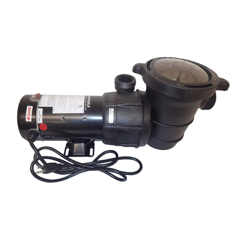 2.0 Hp Replacement Pump with Top Discharge for Model 72220 - IMAGE 1