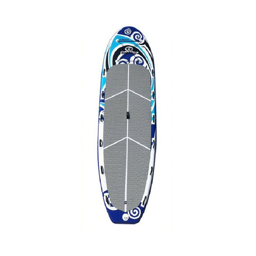 """180"""" Inflatable Maori Giant Multi-Person Paddleboard - IMAGE 1"""