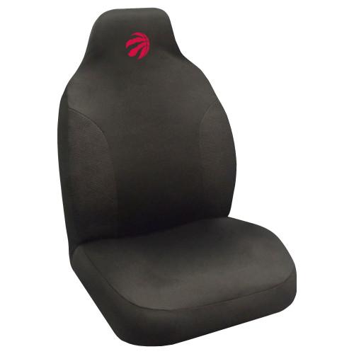 "48"" Black and Red NBA Toronto Raptors Seat Cover - IMAGE 1"
