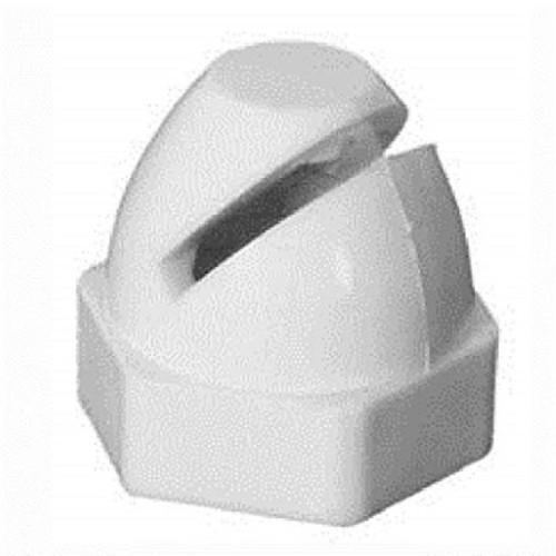 White Top Spray Nozzle Head - IMAGE 1