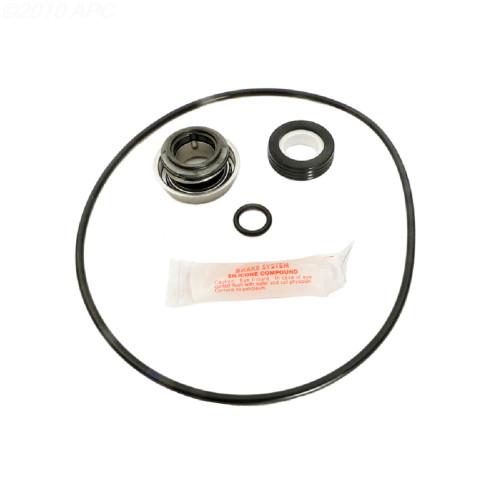 Black Polaris Booster Pump Go Kit APCKIT71 - IMAGE 1