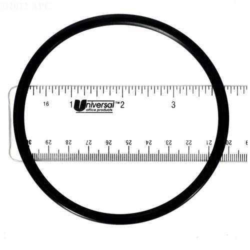 "3.75"" Black APC APCO2449 R172009 O-Ring for Off-Line Automatic Feeder - IMAGE 1"