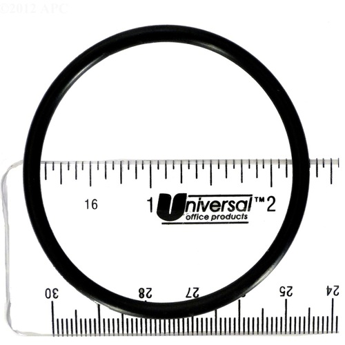 "2"" Black APC APCO2241 Union O-Ring - IMAGE 1"