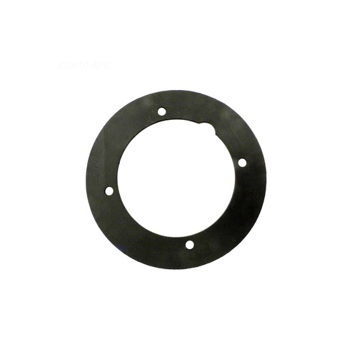 Round Black APC APCG3144 Vinyl Eyeball Gasket - IMAGE 1