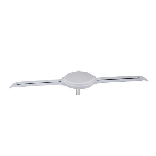 """47"""" White Digiwave Digital VHF/UHF Outdoor Amplified HDTV Antenna with High Gain Amplifier - IMAGE 1"""