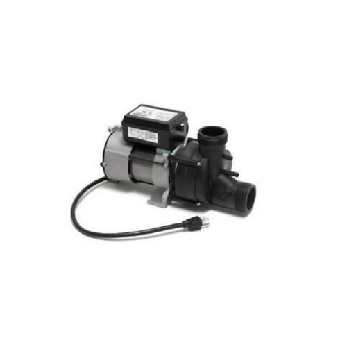 Baystate 115V 5.5A 1 Speed Wow Pump with Air Switch and Nema Cord - IMAGE 1