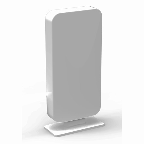 """17.50"""" White Digiwave New Concept Digital HDTV Antenna with Stand - IMAGE 1"""