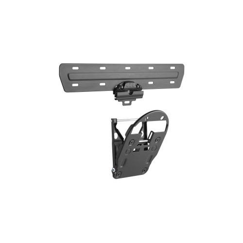 """20.5"""" Black TygerClaw Micro Gap Wall Mount for 55"""" to 65"""" Samsung QLED TV - IMAGE 1"""