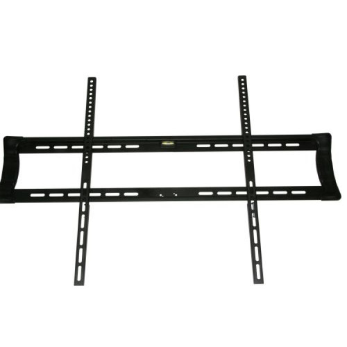 """33"""" Black TygerClaw Fixed Wall Mount for 37 in. to 70 in. Flat Panel TV - IMAGE 1"""
