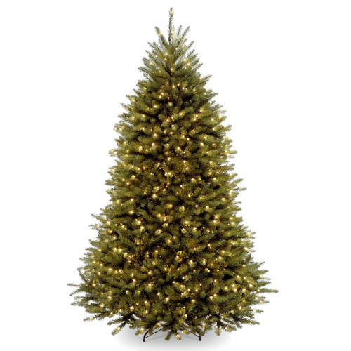 6' Pre-Lit Dunhill Artificial Christmas Tree - Clear Lights - IMAGE 1