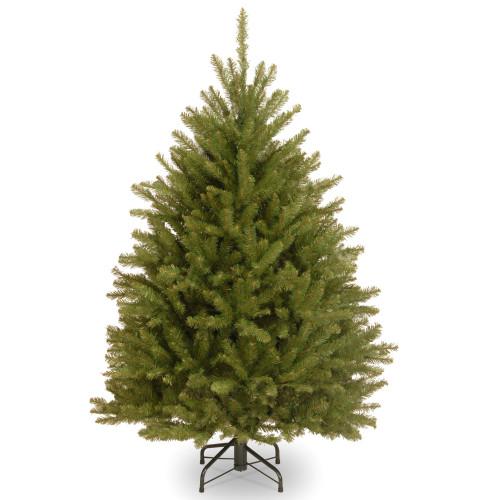 4' Dunhill Fir Artificial Christmas Tree - Unlit - IMAGE 1