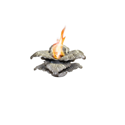 Anywhere Fireplace Indoor/Outdoor Fireplace - Chatsworth (Silver) - IMAGE 1