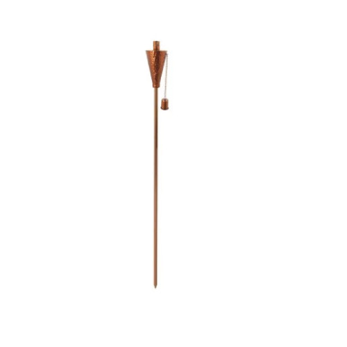 Anywhere Torch -Hammered Copper Cone(2 pk)  TALL - IMAGE 1