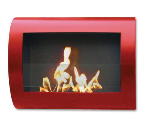 Anywhere Fireplace Indoor Wall Mount Fireplace - Chelsea (Red) Model - IMAGE 1