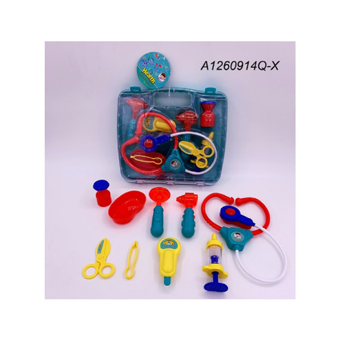 """10.5"""" Health Guardian Medical Kit Playset Children's Toy – Battery Operated - IMAGE 1"""