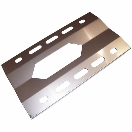 """17.25"""" Stainless Steel Heat Plate for Harris Teeter and Kirkland Gas Grills - IMAGE 1"""