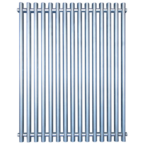 """17.25"""" Stainless Steel Channels Cooking Grid for Weber Gas Grills - IMAGE 1"""