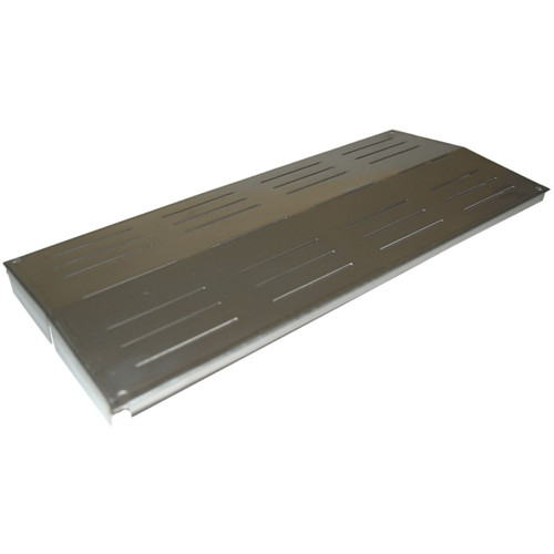 """17"""" Stainless Steel Heat Plate for Charbroil and Grand Cafe Gas Grills - IMAGE 1"""