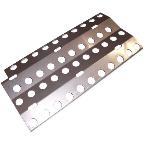 """19"""" Stainless Steel Heat Plate for DCS Gas Grills - IMAGE 1"""