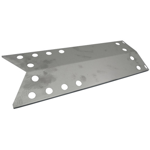 """15"""" Stainless Steel Heat Plate for Grill Master and Kenmore Gas Grills - IMAGE 1"""