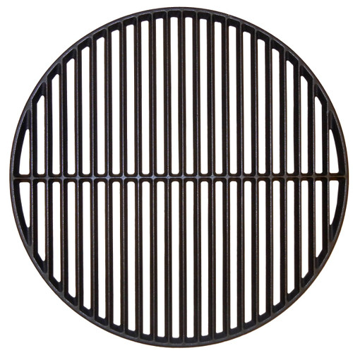 """18"""" Matte Cast Iron Cooking Grid for Big Green Egg and Vision Gas Grills - IMAGE 1"""