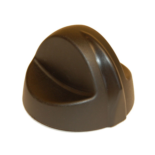 "2.37"" Plastic Control Knob for Charbroil and Thermos Brand Gas Grills"" - IMAGE 1"