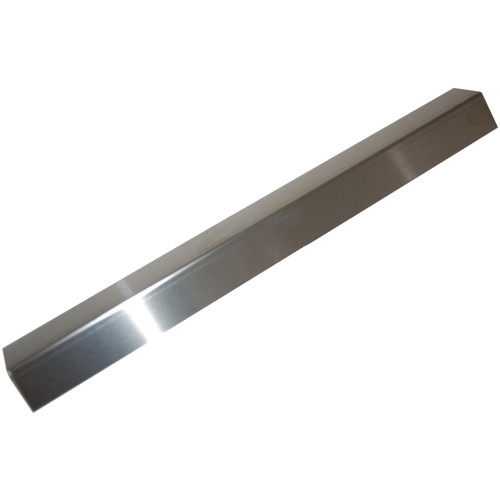 """19.25"""" Stainless Steel Heat Plate for Gas Grills - IMAGE 1"""