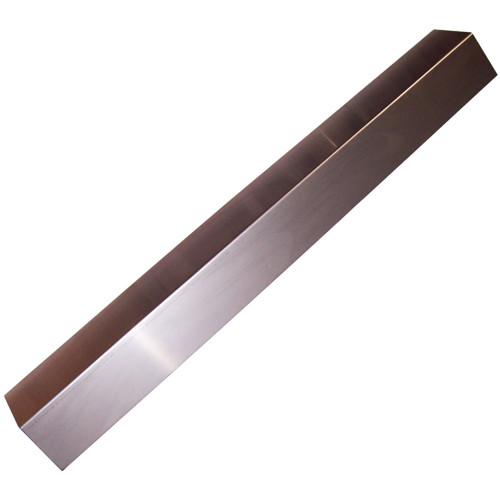 """26.25"""" Stainless Steel Heat Plate for Gas Grills - IMAGE 1"""