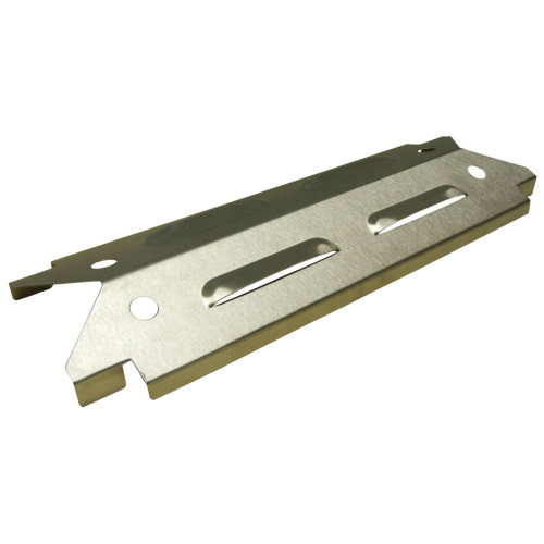 """15.25"""" Stainless Steel Heat Plate for Brinkmann Gas Grills - IMAGE 1"""