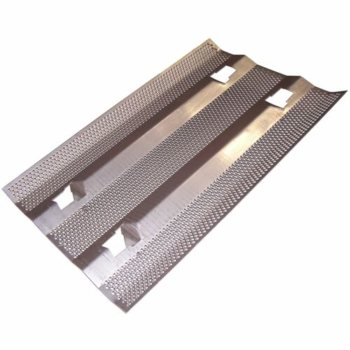 """17.75"""" Stainless Steel Heat Plate for Fire Magic Gas Grills - IMAGE 1"""
