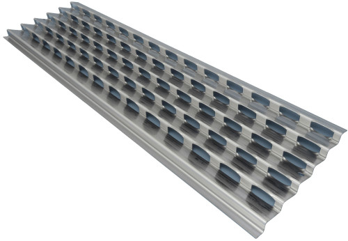 """21"""" Stainless Steel Heat Plate for Viking Gas Grills - IMAGE 1"""