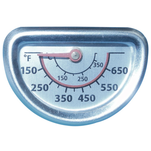 """4.25"""" Stainless Steel Heat Indicator for Charbroil Gas Grills - IMAGE 1"""